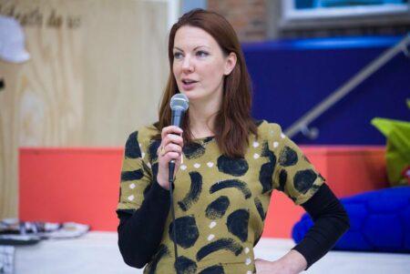 Marjolein van Alfen-Team Talk
